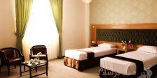 اتاق خواب هتل بزرگ فردوسی
