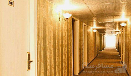 راهرو هتل بزرگ فردوسی