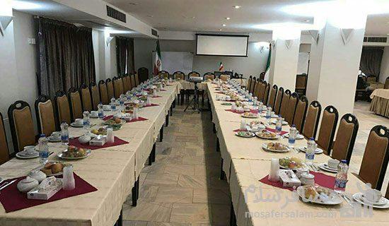 هتل 3 ستاره فردوسی مشهد