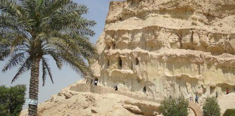 غارهای خربس
