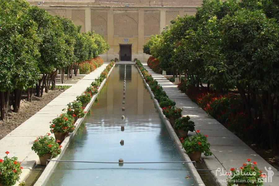 باغ نارنج ارگ کریم خان زند