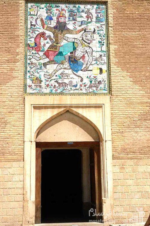 ورودی ارگ کریم خان زند