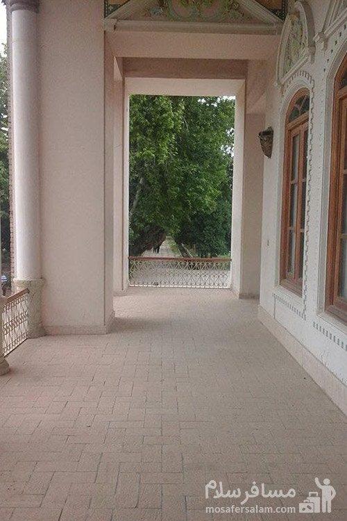 ایوان باغ عفیف آباد