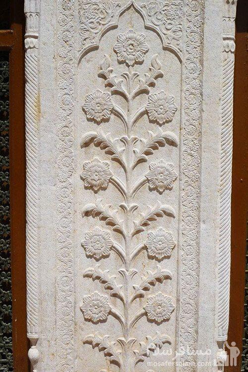 حجاری سنگ باغ عفیف آباد شیراز