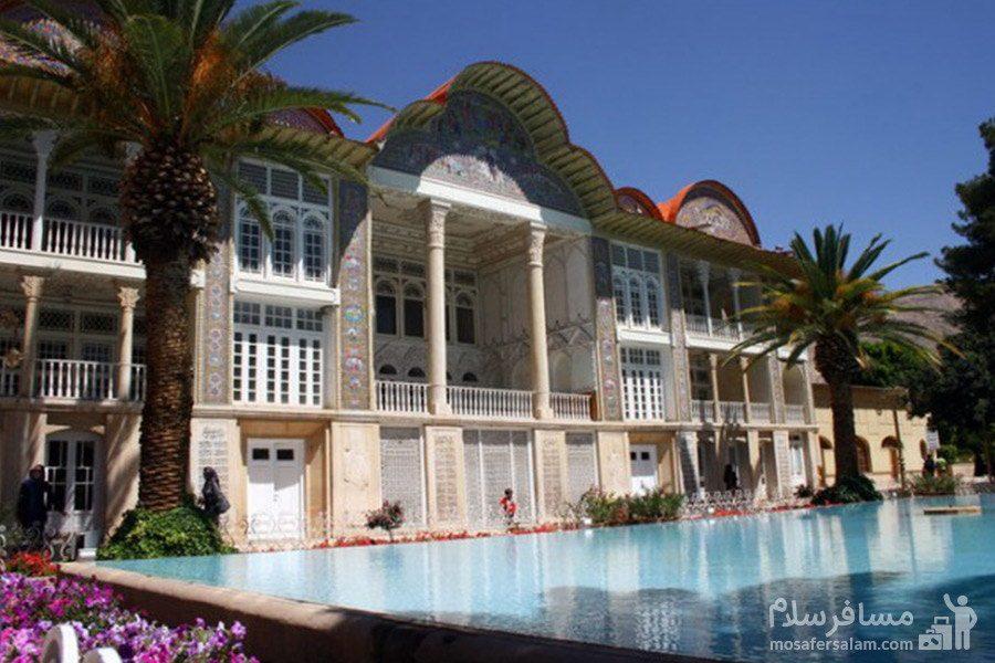 باغ ارم در استان فارس