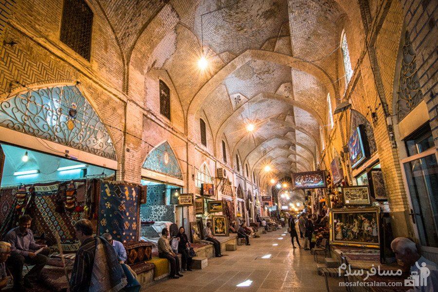 شیراز و بازار وکیل