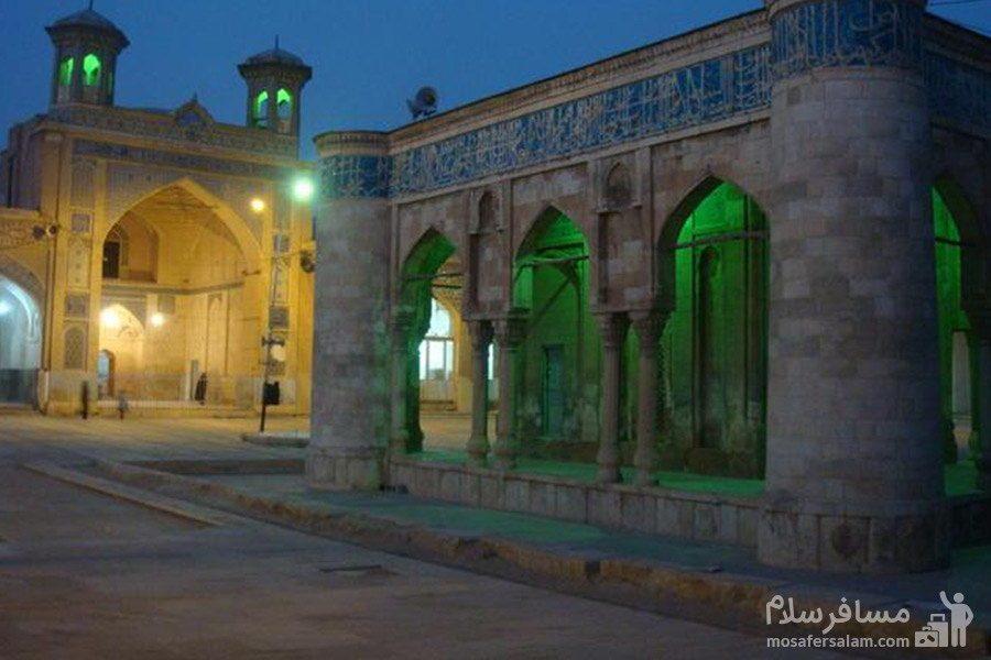 شبستان مسجد عتیق