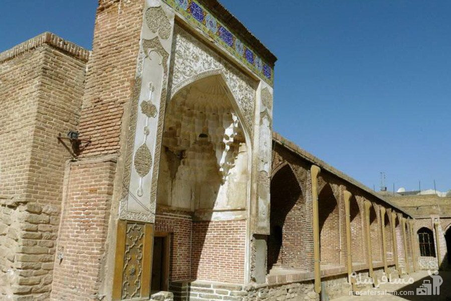 ضلع جنوبی مسجد جامع عتیق