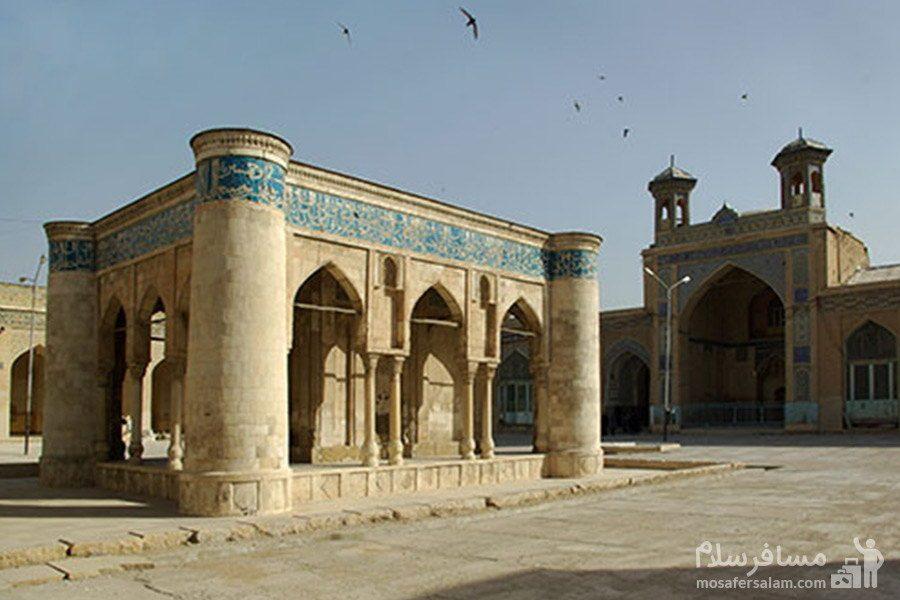 قرآنخانه مسجد عتیق