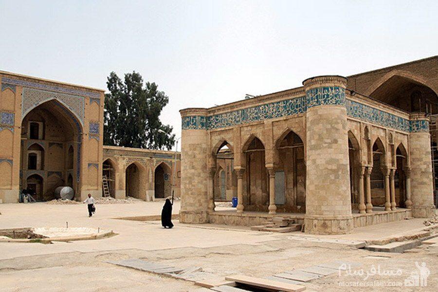 قدیمی ترین مسجد شیراز، مسجد عتیق
