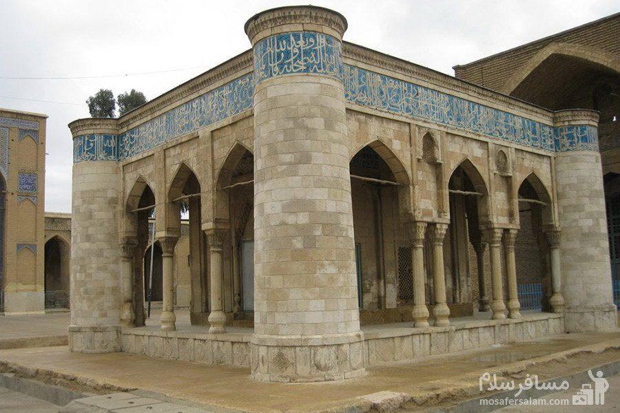 قرآنخانه در مسجد عتیق شیراز