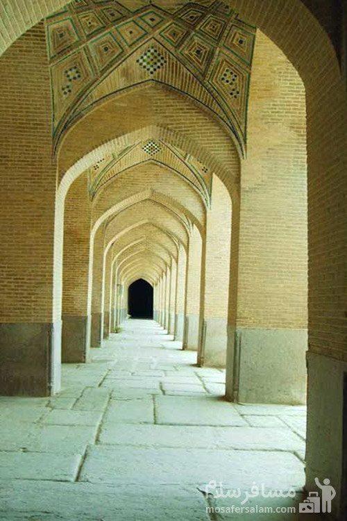 طاق آجری مسجد وکیل شیراز