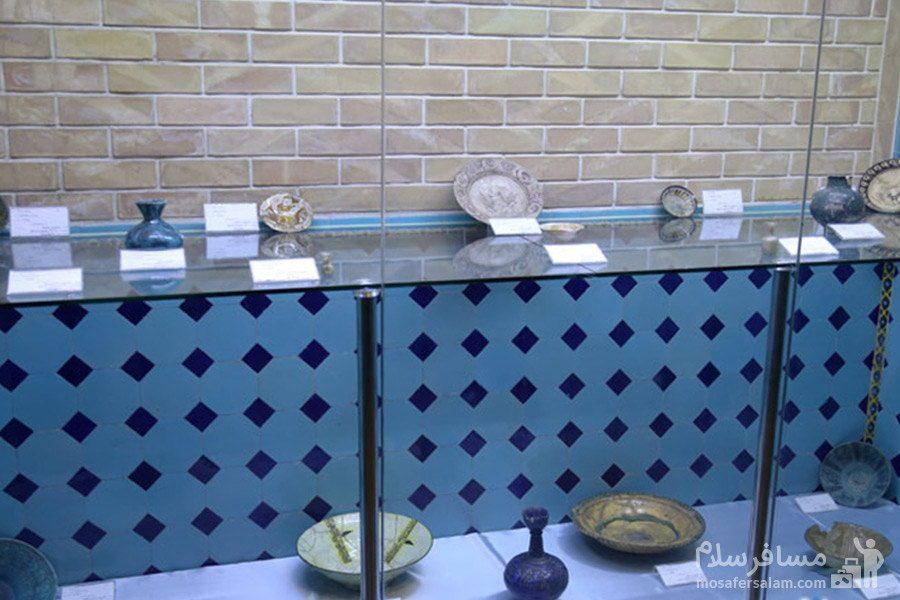 موزه ی اشیا نارنجستان قوام در شیراز