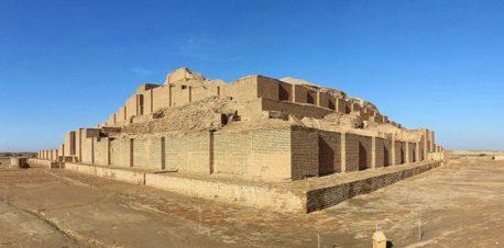 چغازنبیل(معبد زیگورات)