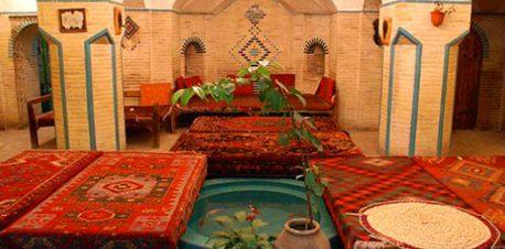 چایخانه سنتی حاج داداش