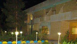 هتل جهانگردی اردستان