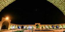 هتل بین المللی لاله بیستون (کاروانسرای عباسی)
