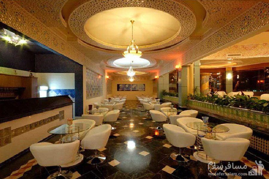 هتل گراند کیش کافی شاپ