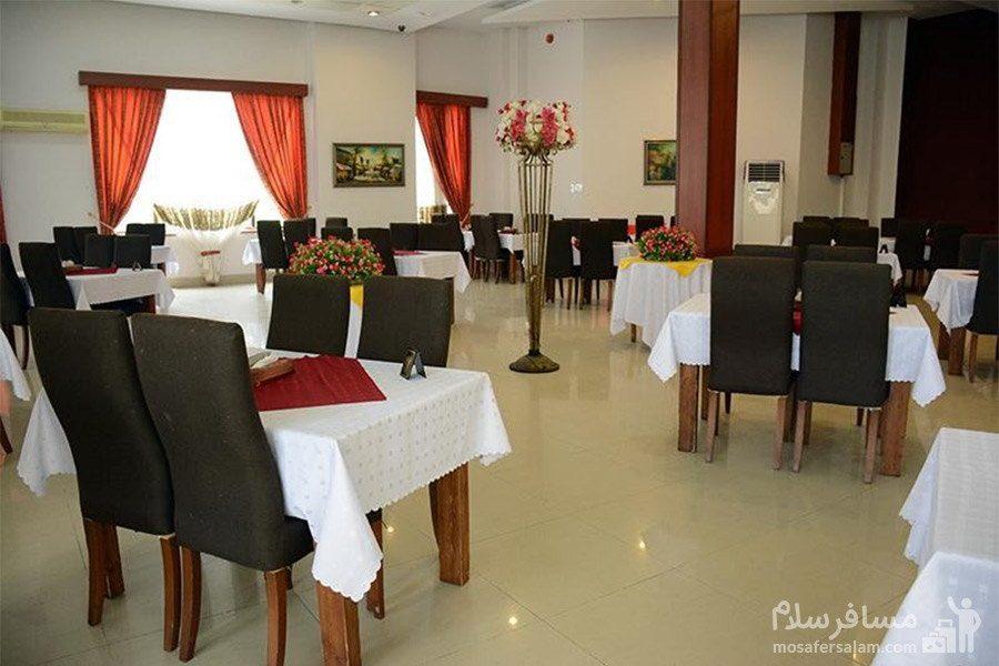 هتل گراند کیش رستوران