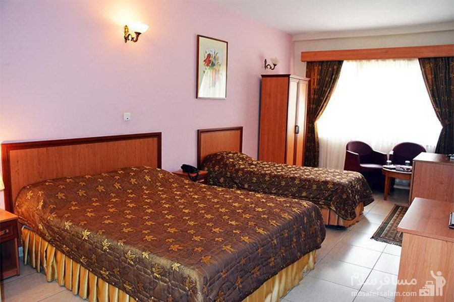 هتل گراند کیش اتاق سهتخته