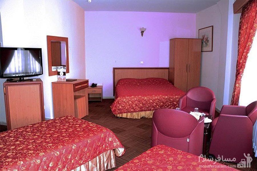 هتل گراند کیش اتاق چهارتخته