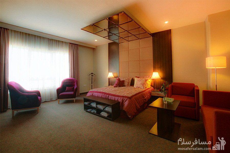 اتاق VIP دونفره هتل ایران کیش