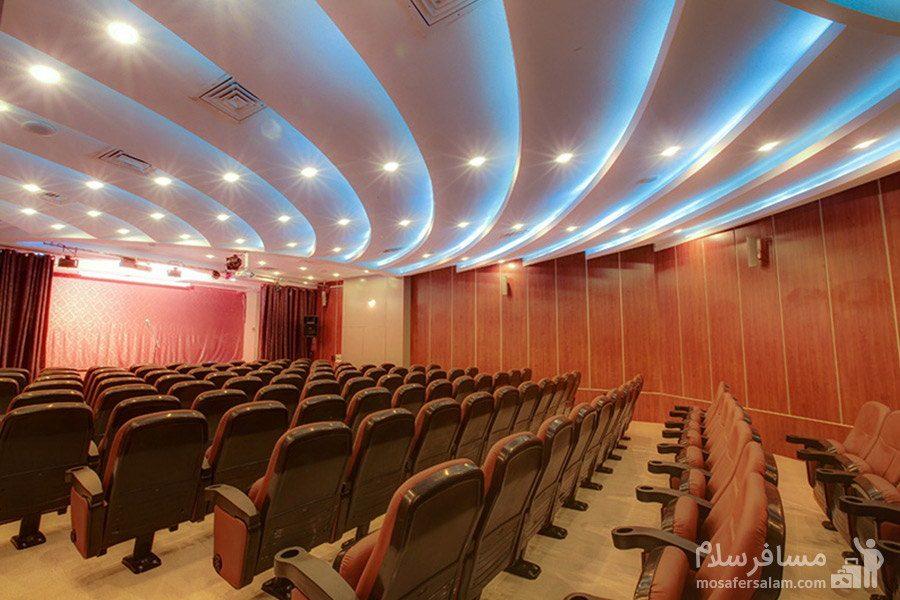 هتل ایران کیش برگزاری جشن شبانه