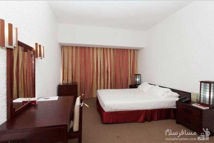 هتل شایان کیش اتاق دوتخته دبل
