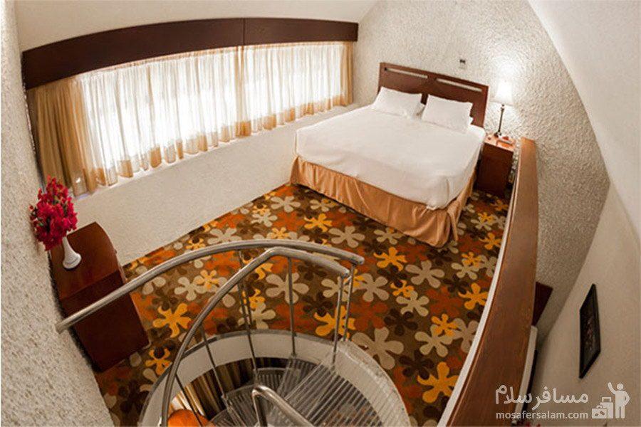هتل شایان کیش سوئیت دوبلکس