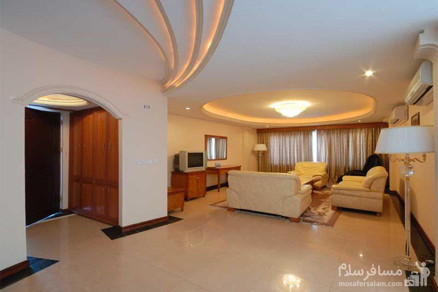 هتل شایان کیش فضای داخلی اتاق