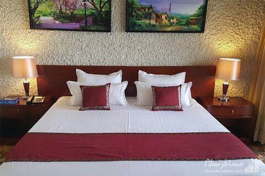 هتل شایان کیش اتاق دونفره