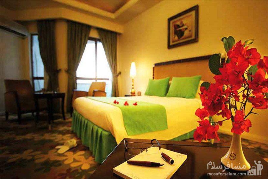 اتاق دوتخته دبل هتل شایگان
