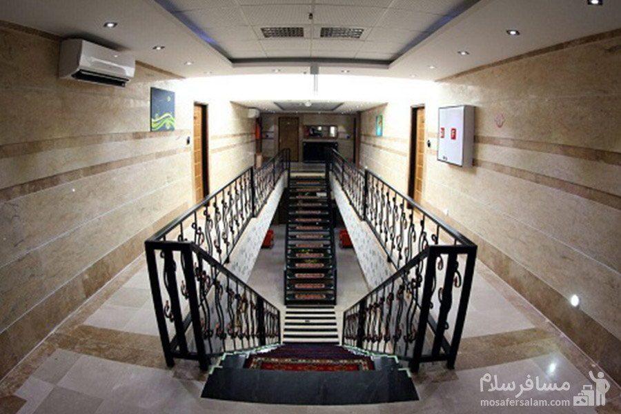 هتل شایلی کیش پلهها