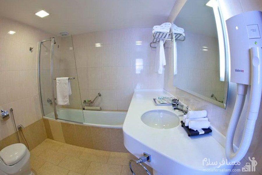هتل شایلی کیش سرویس بهداشتی