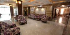 هتل شایلی کیش ورودی هتل
