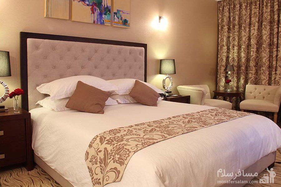 هتل سورینت مریم کیش اتاق دوتخته دبل