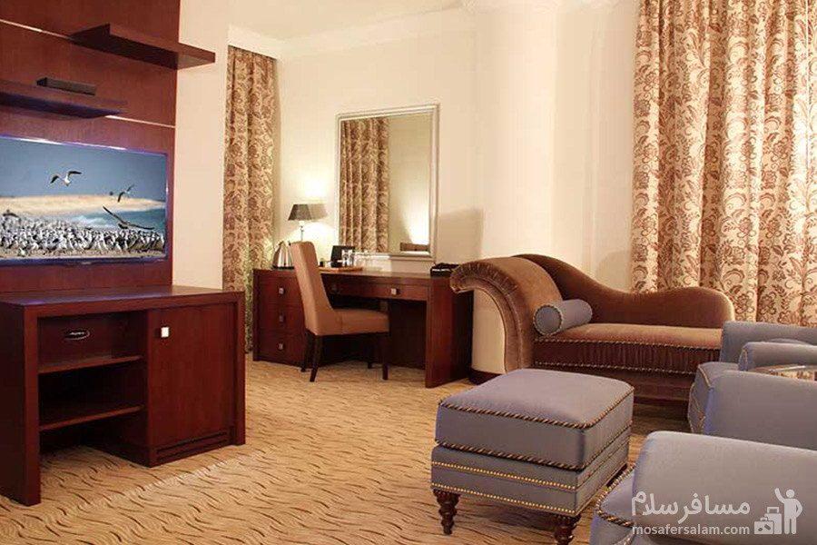 هتل سورینت مریم کیش سوئیت