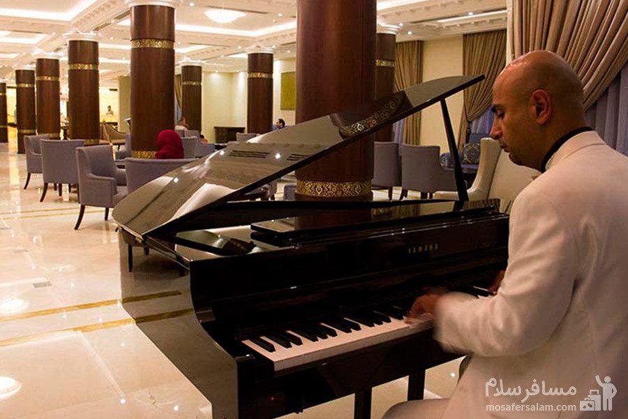 هتل سورینت مریم کیش موسیقی زنده