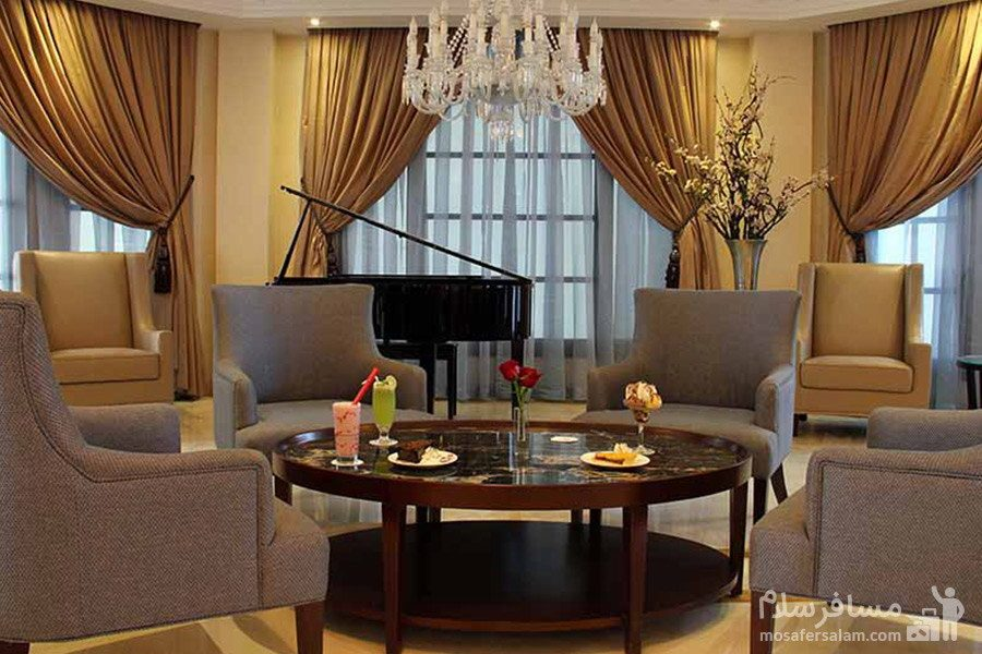 هتل سورینت مریم کیش کافی شاپ