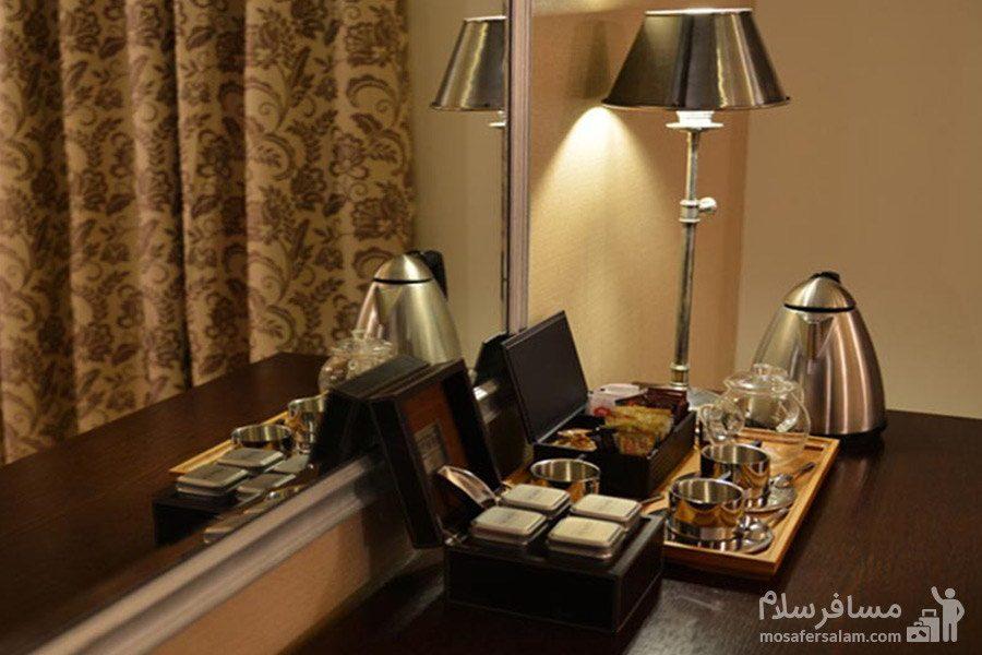 هتل سورینت مریم کیش سرو چای