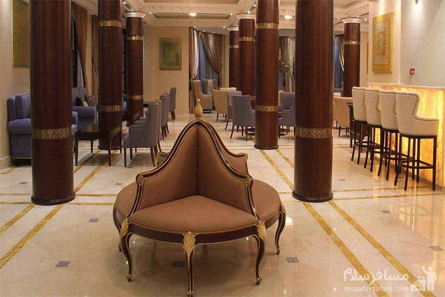هتل سورینت مریم کیش لابی