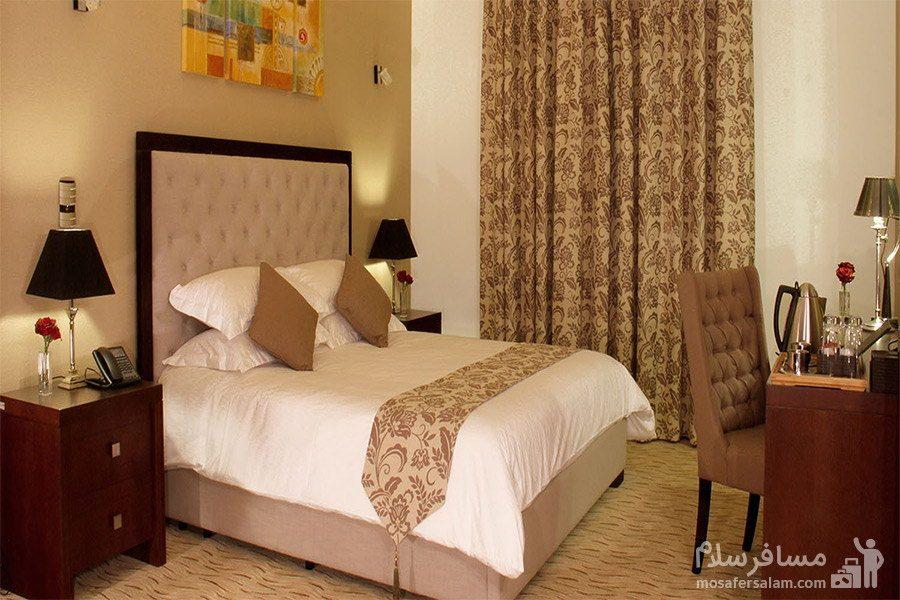 هتل سورینت مریم کیش اتاق دوتخته
