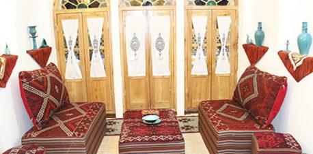 هتل متولی باشی کرمان