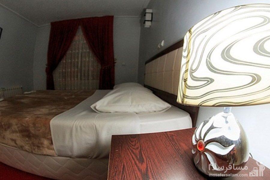 اتاق هتل جهانگردی ماکو