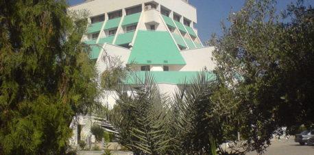 هتل بزرگ مراغه (دریای سابق)