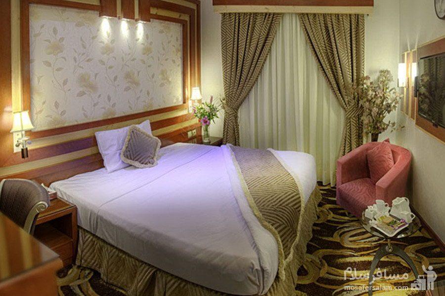 سوئیت رویال هتل الماس مشهد