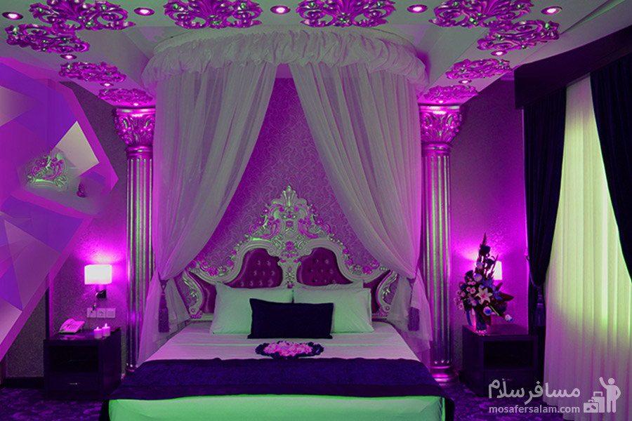 فیستا سوئیت هتل الماس مشهد