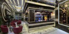 لابی هتل الماس مشهد