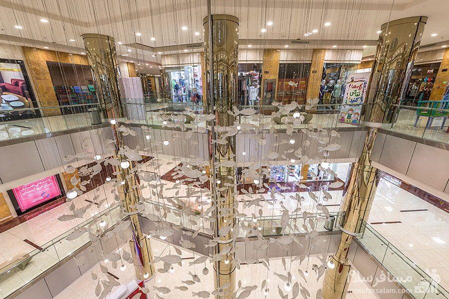 مجتمع هتل آرمان مشهد