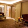 فضای نشیمن هتل آپارتمان بشری
